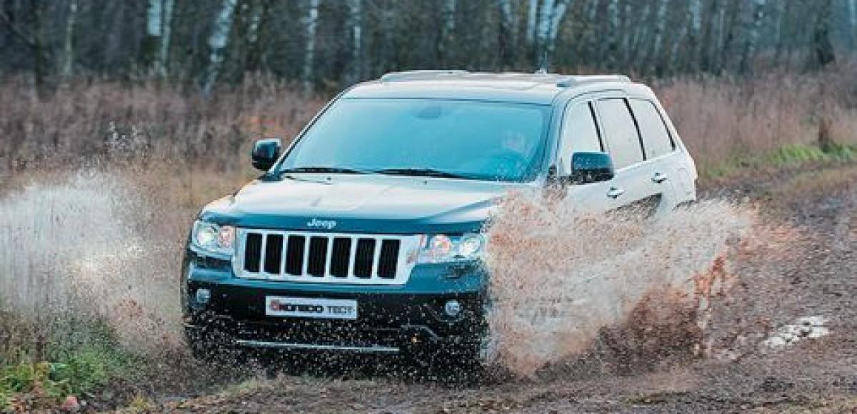 Беспрецедентные цены на автомобиль Jeep Cherokee в автосалоне «Форис»