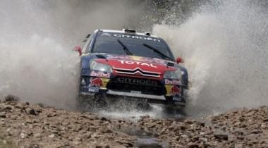 WRC. Ралли Сардиния. Непростой этап для Citroën