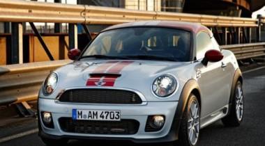 BMW Group представила официальные фотографии Mini Coupe