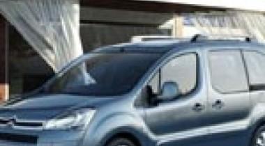 Новый Citroen Berlingo. Автомобиль для пассивного отдыха
