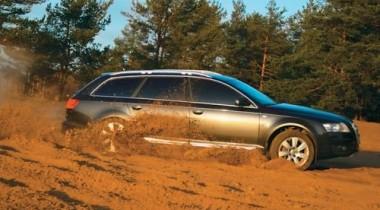 Водитель Audi A6 погиб в ДТП в Нижегородской области