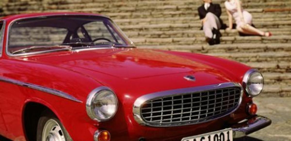Volvo примет участие в британском «Мотор шоу классических автомобилей»