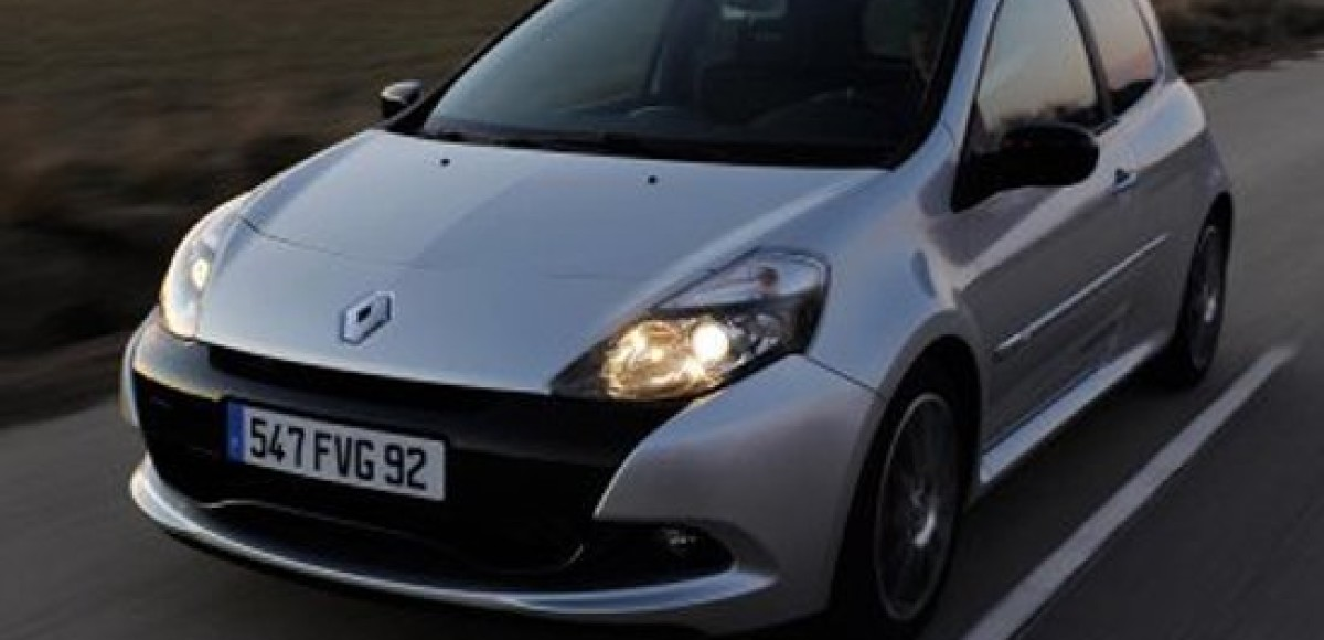 Renault Clio – французский субкомпакт