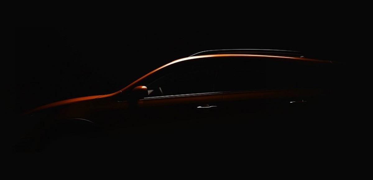 Kia везет в Россию загадочную модель