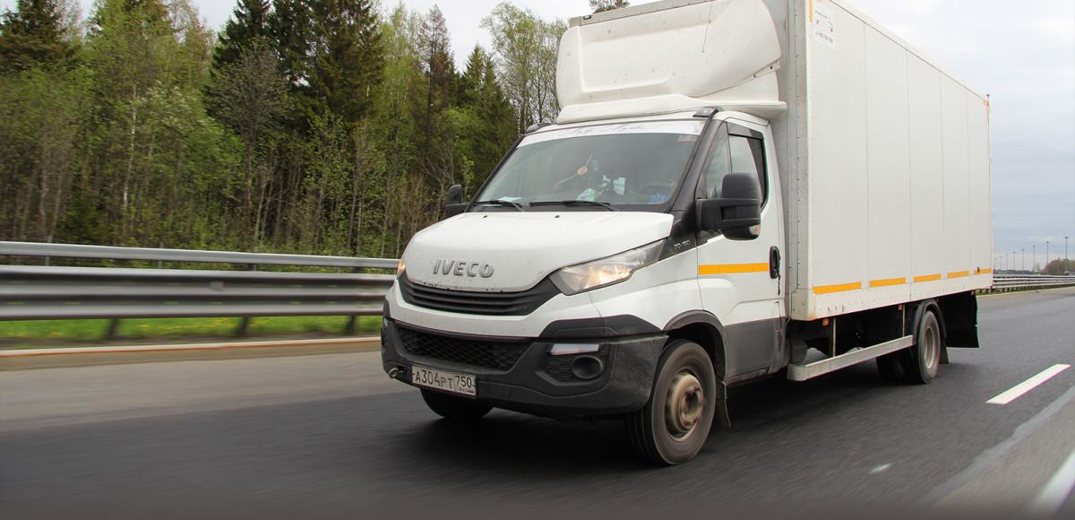 Испытание NEXPRO by Iveco: поменяли масло на 20 000 км, и вот что получили