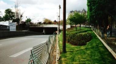 Cамый длинный в Европе городской тоннель