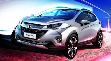 Honda готовит новый компактный кроссовер