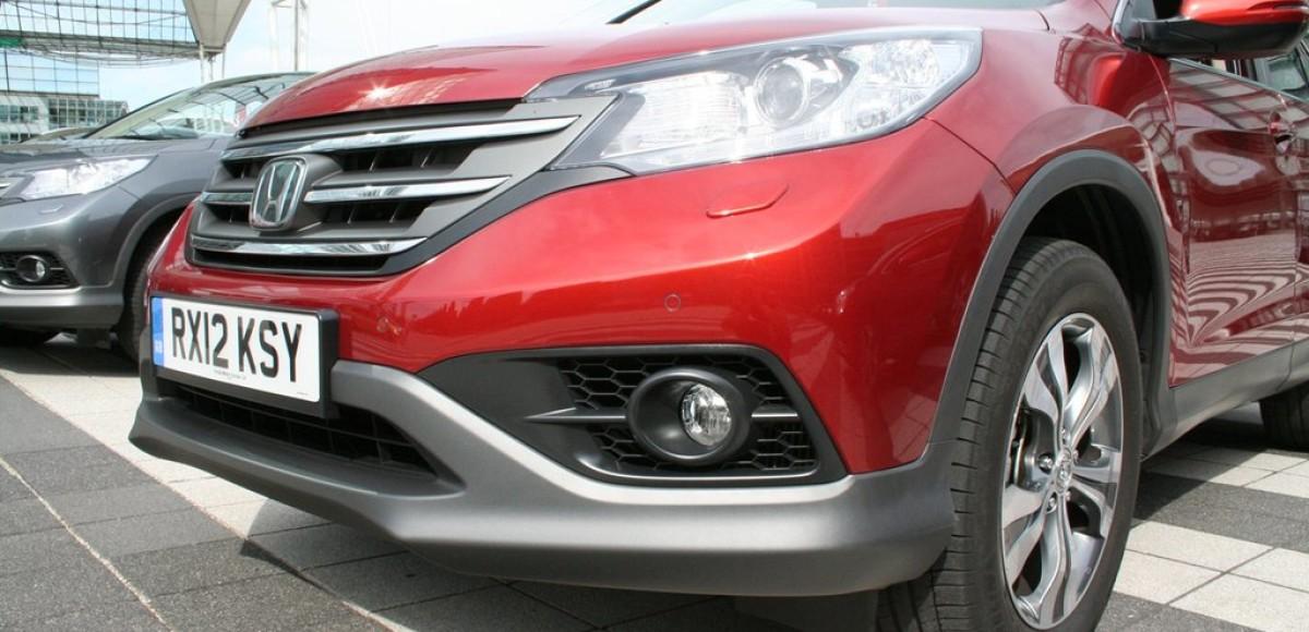 Анонс тест-драйва Honda CR-V. Гамбургеры против суши