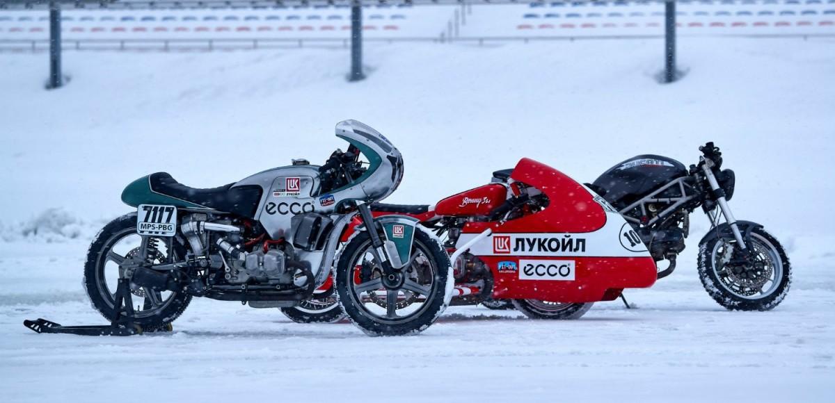 Фестиваль скорости «Байкальская миля»