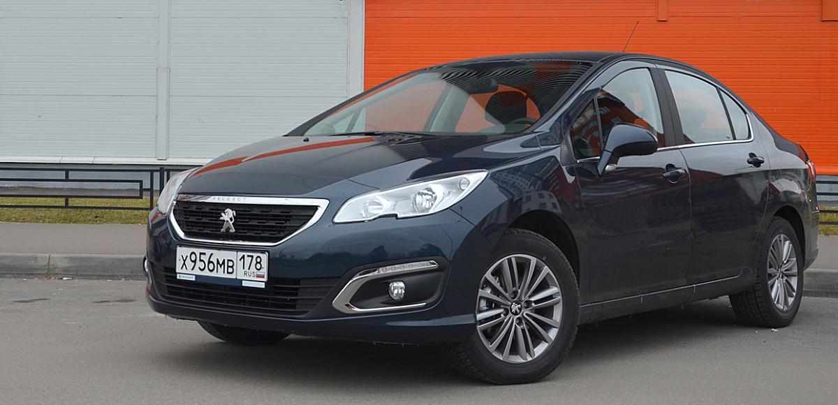 Peugeot 408. Современник