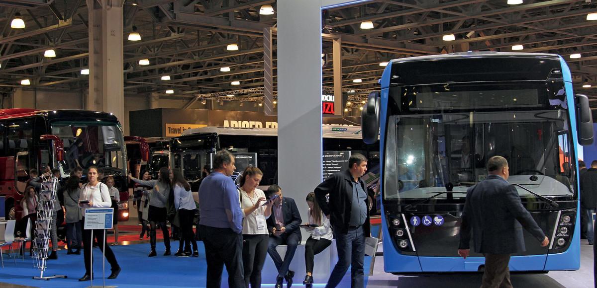 Передайте за проезд: что показали на выставке Busworld Russia