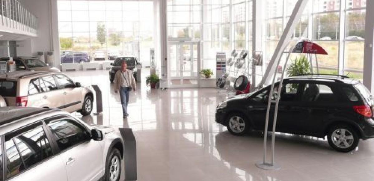 В Тольятти открылся дилерский центр Suzuki