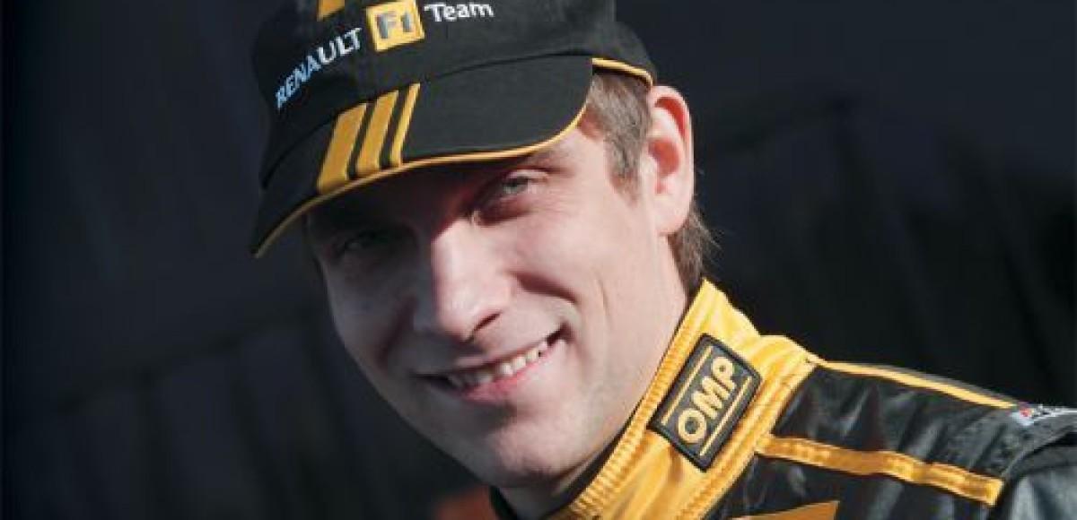 Виталий Петров выбыл из гонки на 10-м круге Гран-при Австралии