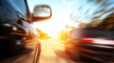 Проезд на мигающий зеленый сигнал светофора