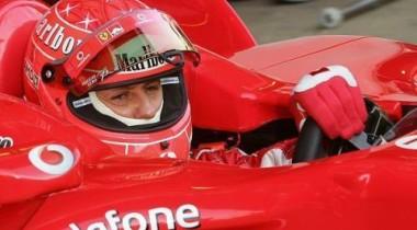 Шумахер рожден для скорости и риска