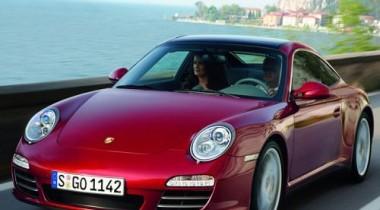 Porsche представит в Париже обновленную 911 Targa
