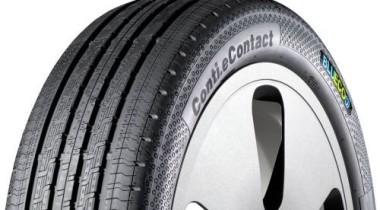 Электромобили и концепция влияния шин на снижение объема выбросов CO2