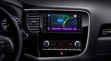Обновленный Mitsubishi Outlander и Pajero Sport с ЯндексАвто появятся в продаже в марте