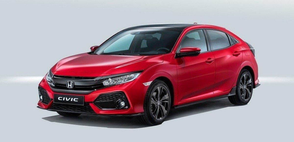 Honda выпустила 100 миллионов машин