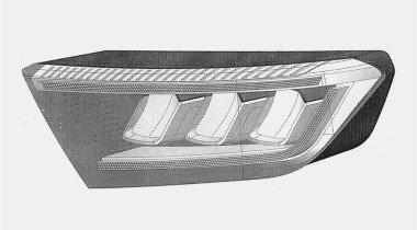 Новый внедорожник УАЗ получит светодиодные фары