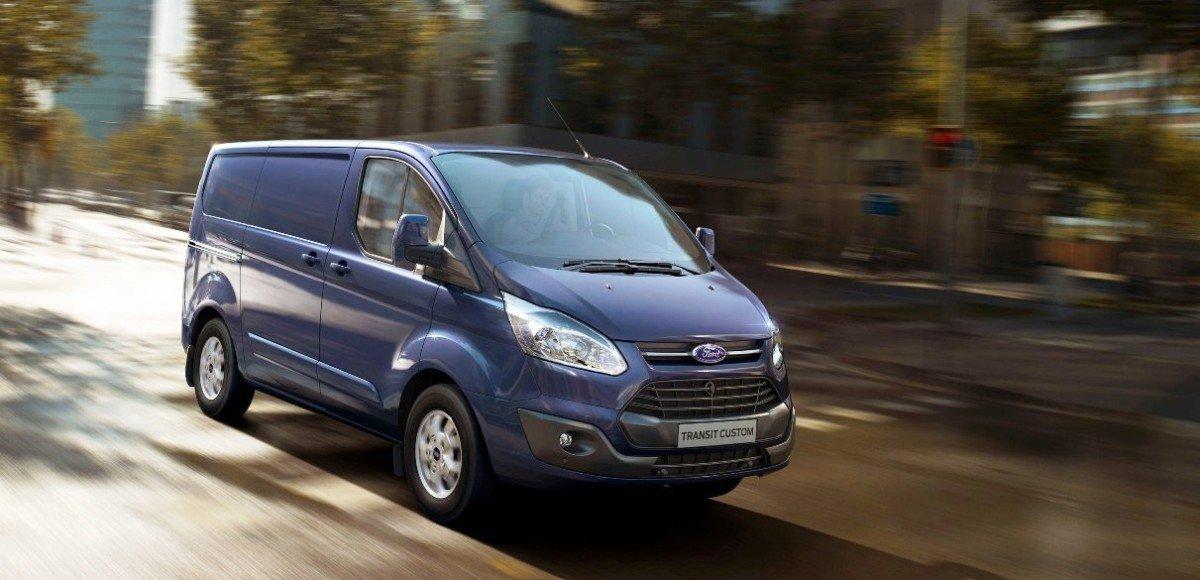 Ford Transit Custom и Tourneo Custom: объявлены цены для России