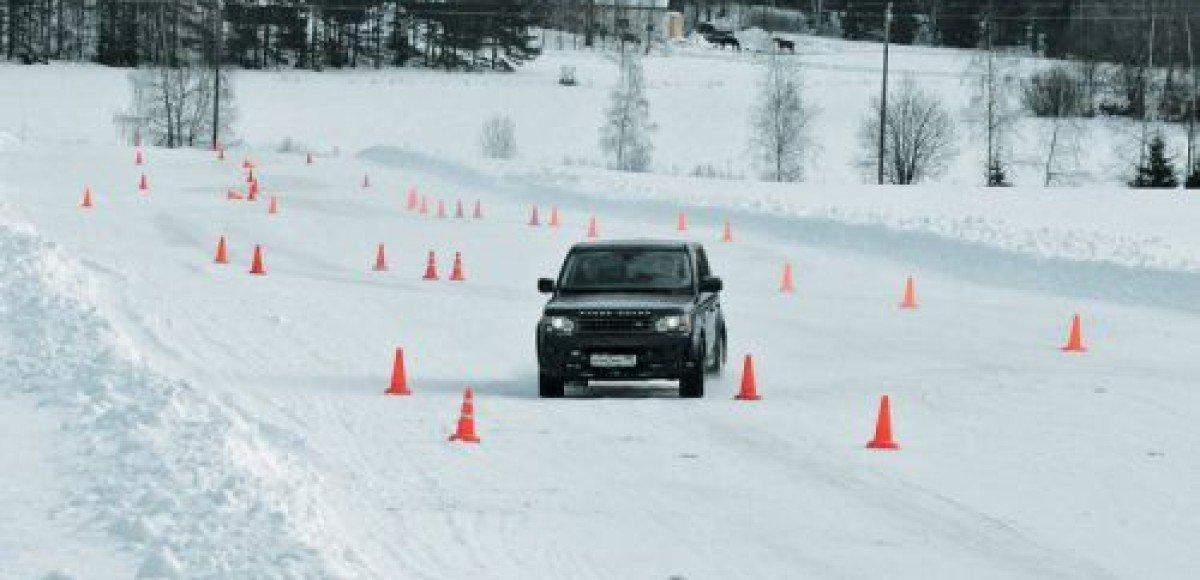 Академия Land Rover Experience. Раскрыть потенциал