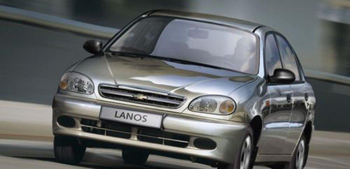 «Квингруп» будет продавать в России Chevrolet Lanos под маркой Chance
