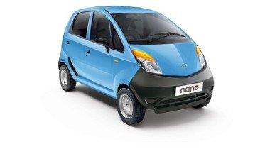 Tata Nano получит двухцилиндровый дизель