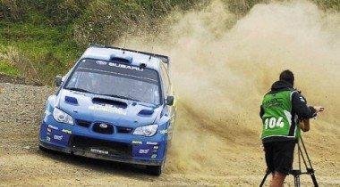 Раллийный Subaru Impreza угнан накануне соревнований