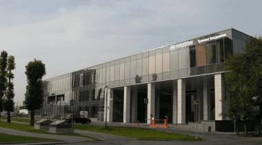 Hyundai открыл учебный центр в России
