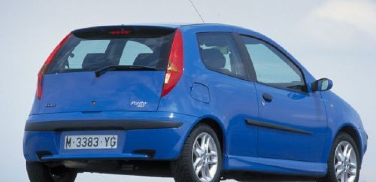 Fiat Punto 55S. Истина в цене