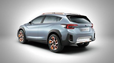 Новое поколение Subaru XV появится в России в 2017 году
