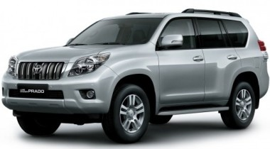 Toyota Land Cruiser Prado. Японский до последнего винтика