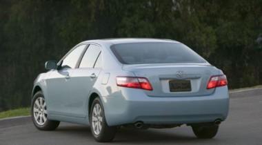 В России стартуют продажи Toyota Camry отечественной сборки