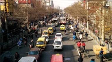 В Пекине на время Олимпиады ограничат движение транспорта