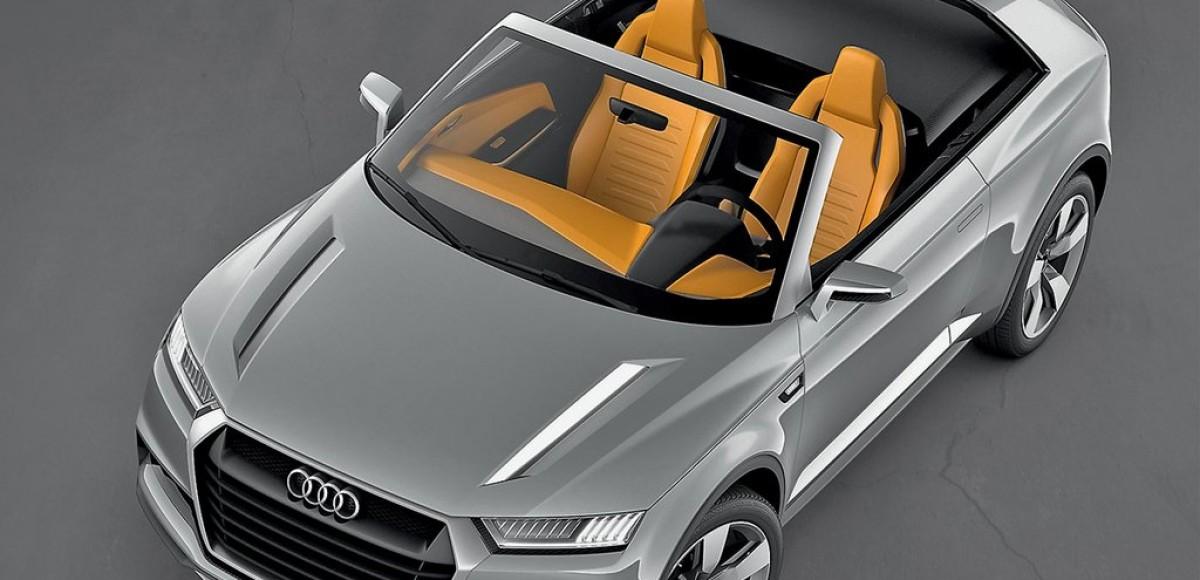 Audi Crossline Coupe. Сколько раз «ку»?