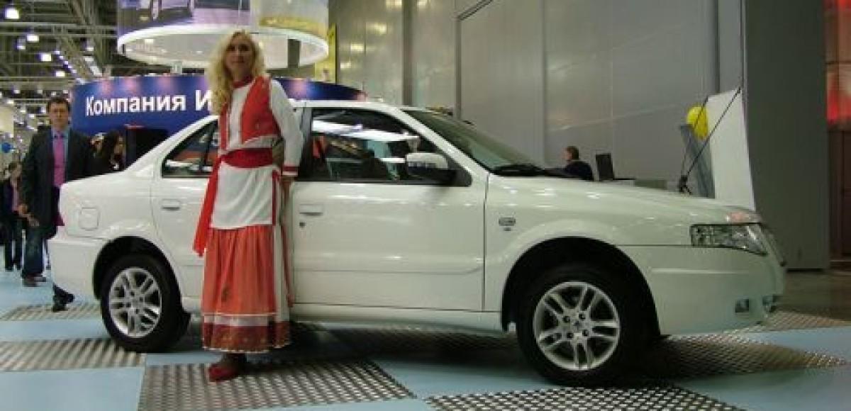 Iran Khodro разрабатывает автомобиль для женщин