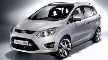 Ford C-MAX. Раздвоение личности