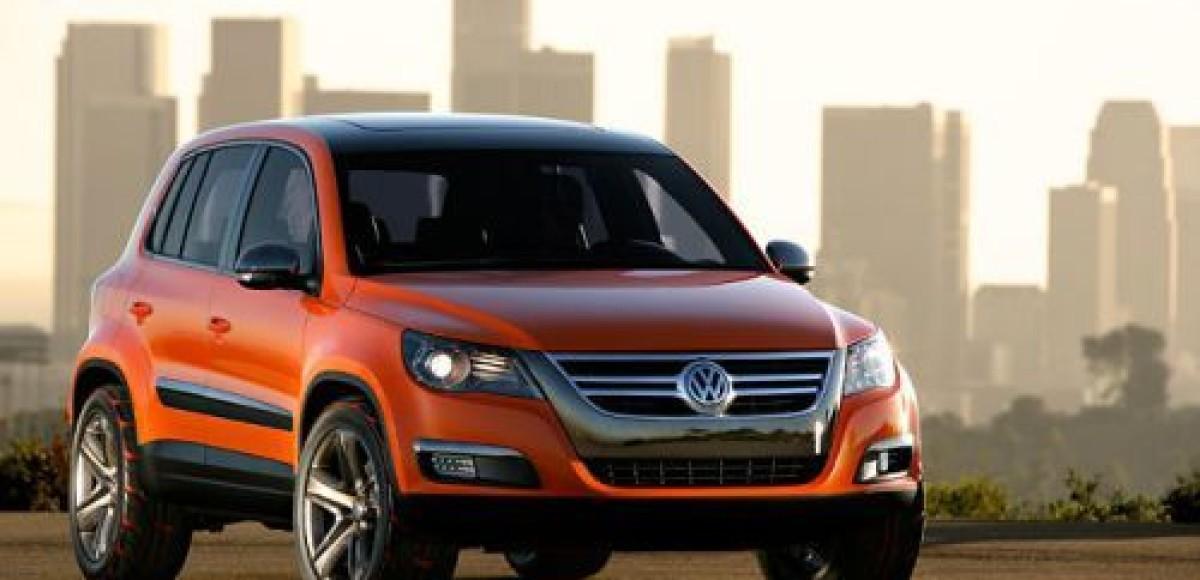 Volkswagen Tiguan. За 8 месяцев до премьеры