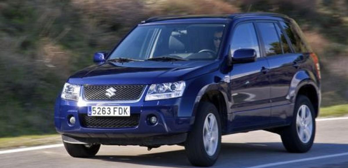 Cнижены цены на Suzuki Grand Vitara