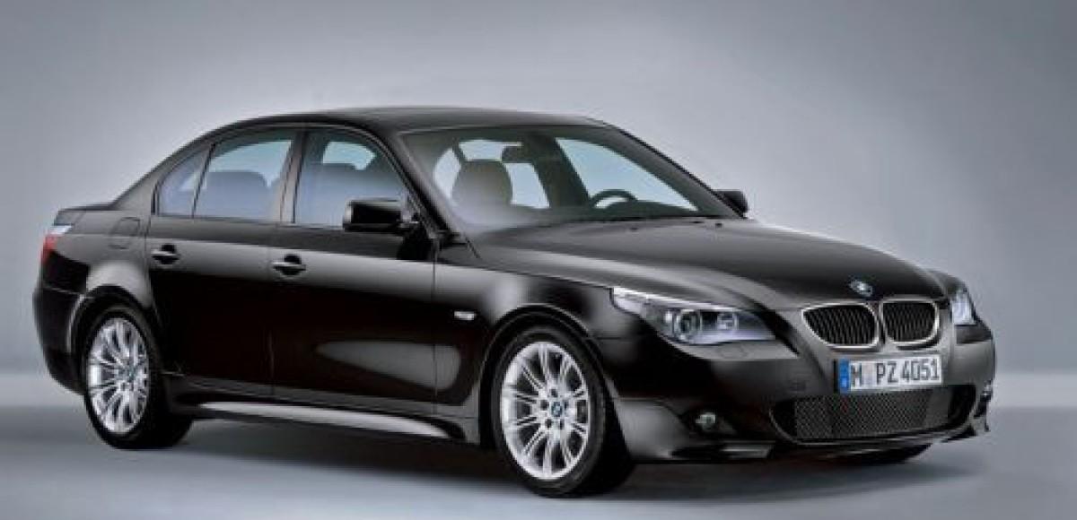 BMW Group Russia представит в России ограниченную серию автомобилей BMW 525iA Sport Individual