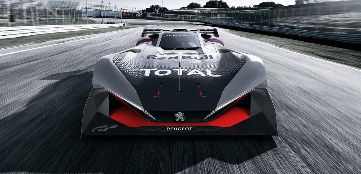Peugeot L750 R HYbrid: виртуальный болид и 24-часовая гонка в Twitter