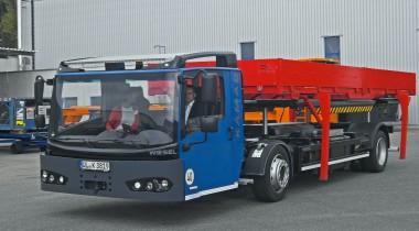 Kamag Wiesel: грузовик с необычной кабиной