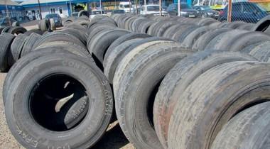Как восстанавливают шины