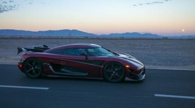 Koenigsegg Agera RS побил рекорд скорости на шинах Michelin Pilot Sport Cup 2