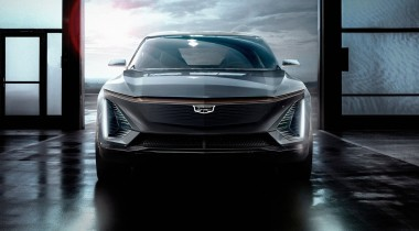 Детройт 2019: электрический кроссовер Cadillac EV