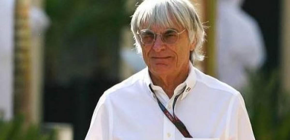 Экклстоун не против Гран-При Франции