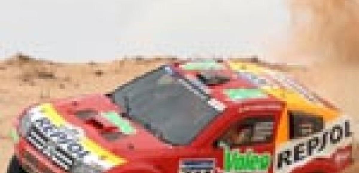 Mitsubishi выставит на «Дакар» суперкоманду