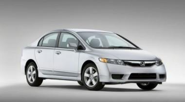 В Honda усовершенствовали Civic