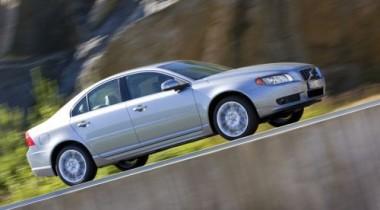 В России начались продажи Volvo S80 с новым двигателем